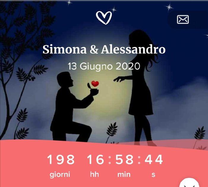 Condividete lo screenshot del vostro countdown! 4