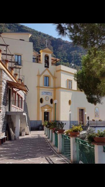 Ecco la Nostra Chiesa dove ci Sposeremo! - 2