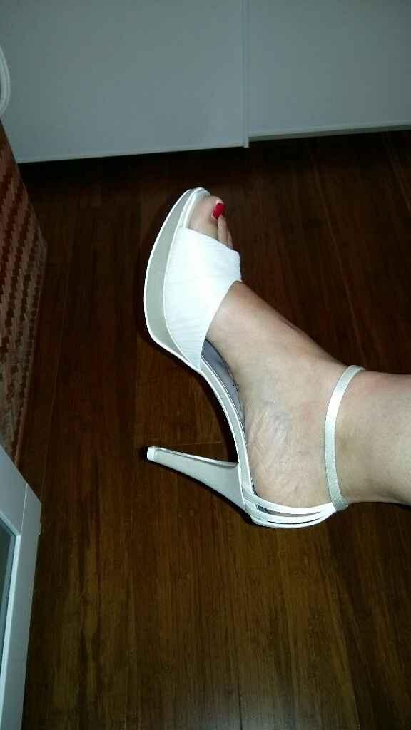 Prima prova e cambio scarpe! - 1