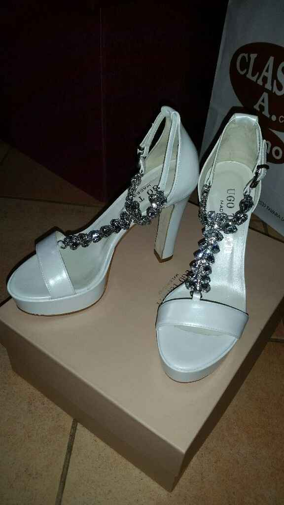 Ho trovato le scarpe! le amo - 1