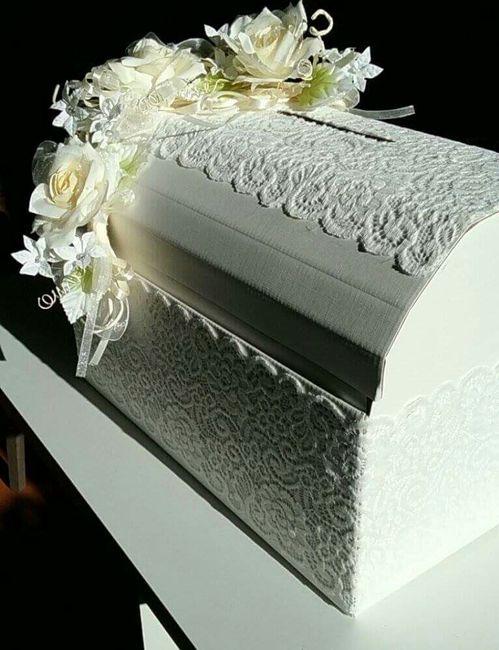 Buste Matrimonio Toscana : Bauletto porta buste pagina fai da te forum