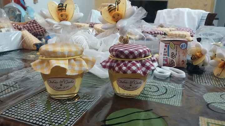 Bomboniere miele - 1