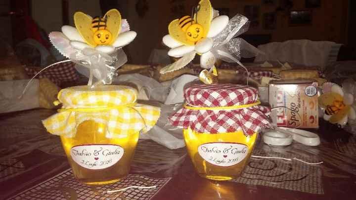 Bomboniere miele - 2
