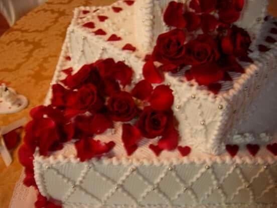 Matrimonio In Rosso E Bianco : Matrimonio bianco e rosso foto organizzazione