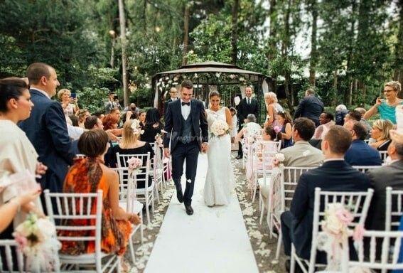 355f524645fb Allestimento prato cerimonia civile - Organizzazione matrimonio ...