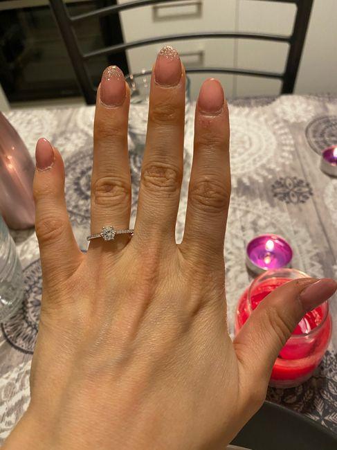 Il mio anello di fidanzamento 2