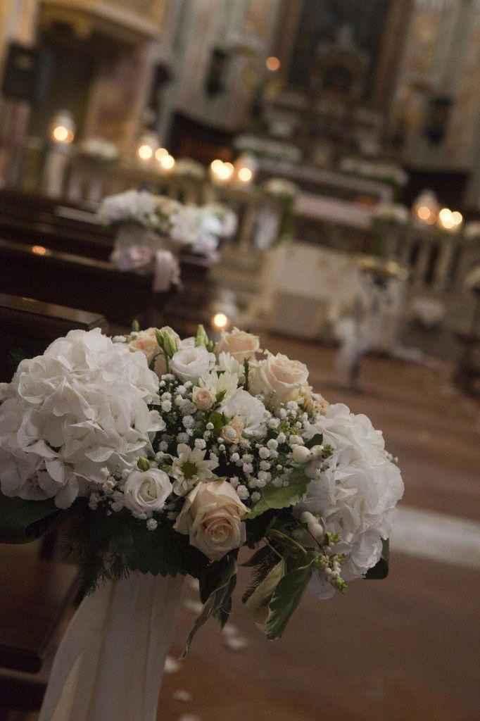 Che fiori metterete in chiesa - 1