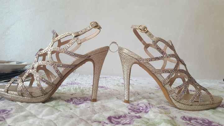 Questione di scarpe!! - 1