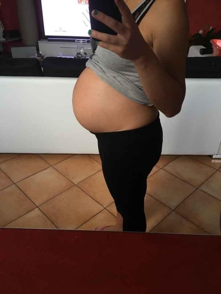 34° settimana di gravidanza - 1