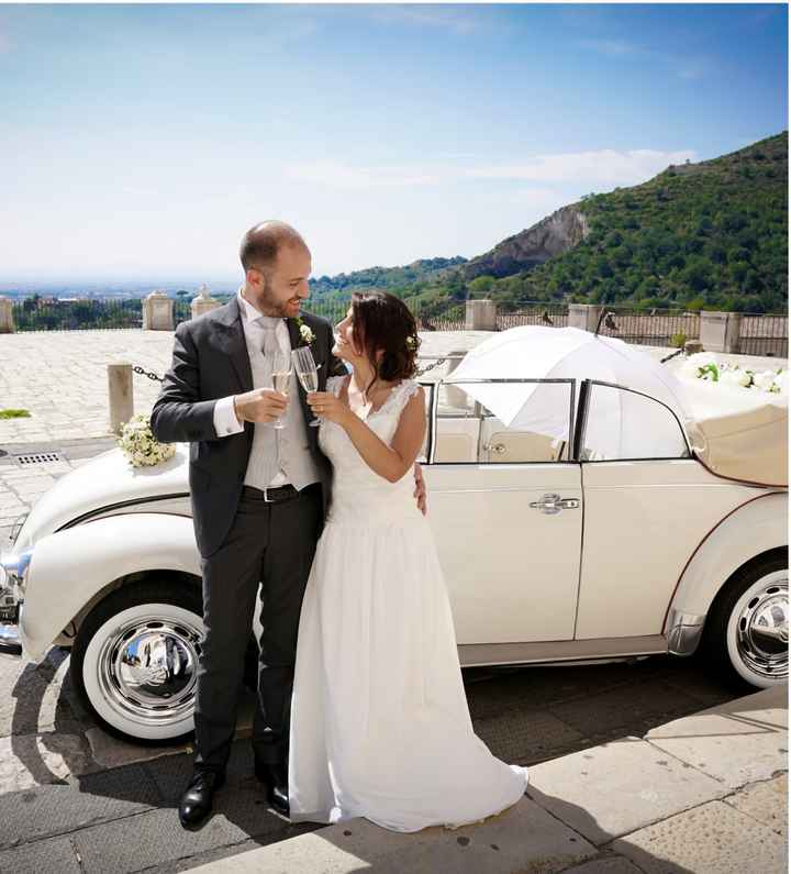 Spose bassine con mariti molto alti e la resa fotografica 😂 - 1