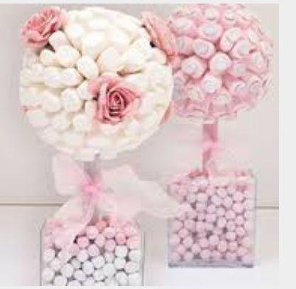 Segnaposto Matrimonio Marshmallow.Marshmallow E Candy Table Organizzazione Matrimonio Forum