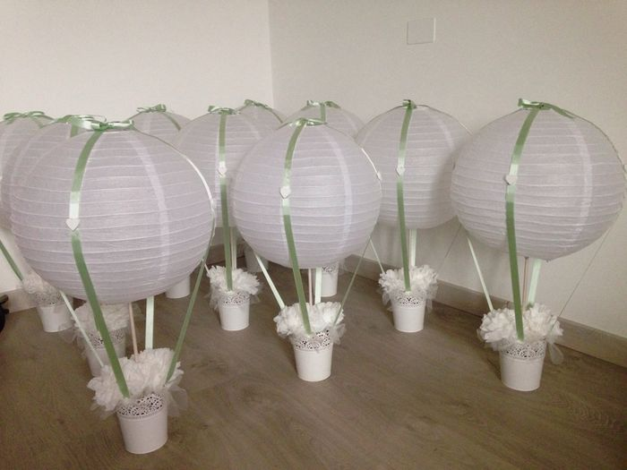 Matrimonio Tema Mongolfiera : Vola mongolfiera fai da te forum matrimonio