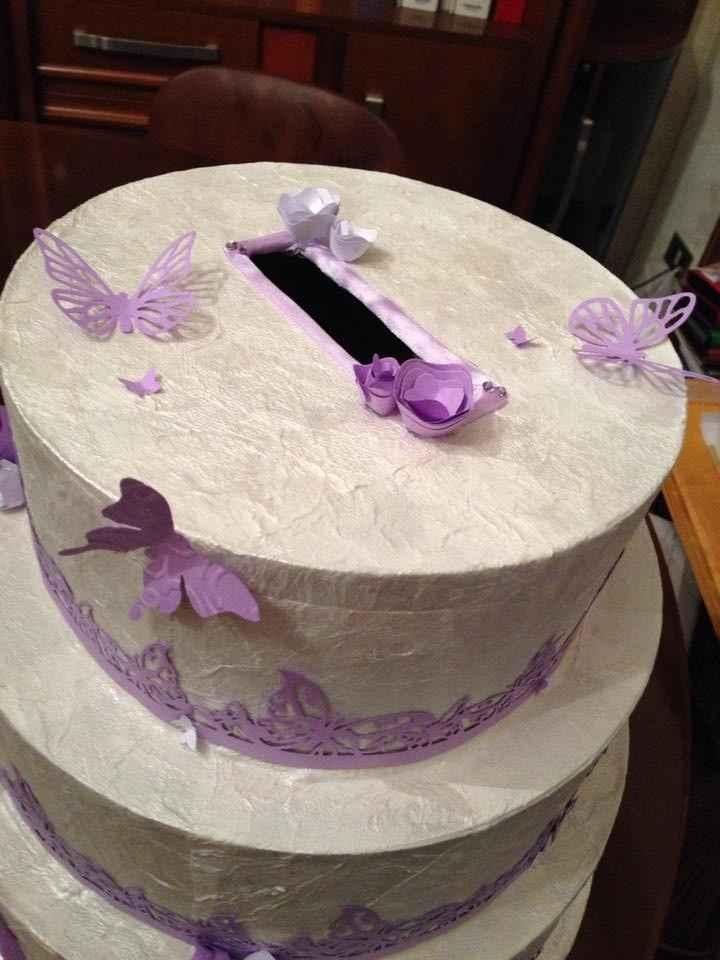 torta porta-buste