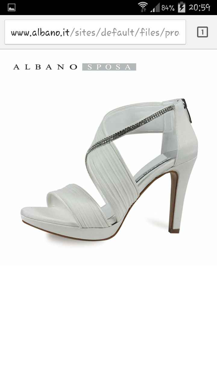 Chi ha comprato queste scarpe di Albano Sposa? - 1