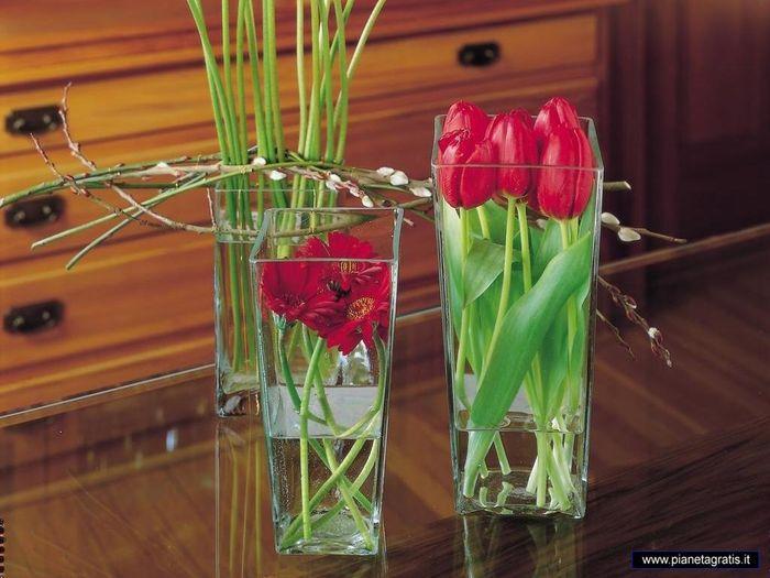 Centrotavola con vasi ikea fai da te forum for Ikea vasi vetro