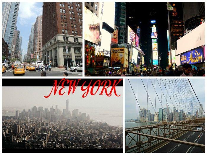 Matrimonio Simbolico New York : New york foto luna di miele