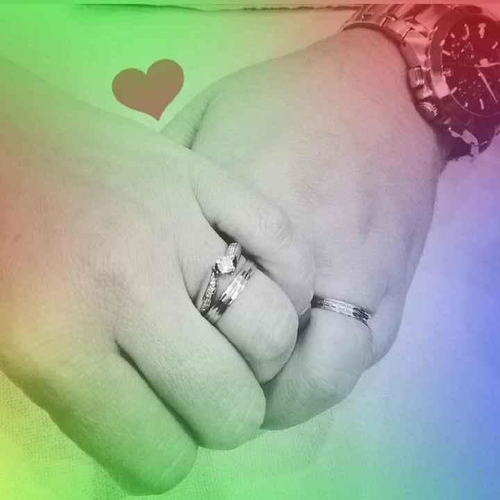 Anello di fidanzamento 💍 - 1