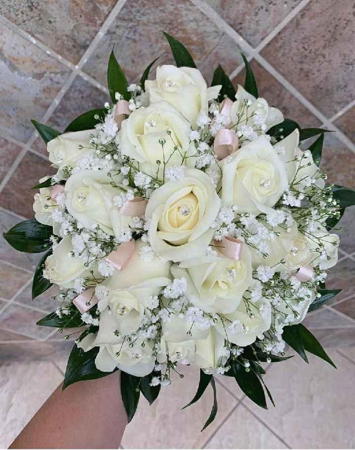 Quanti tipi di fiori avrà il tuo bouquet? - 1