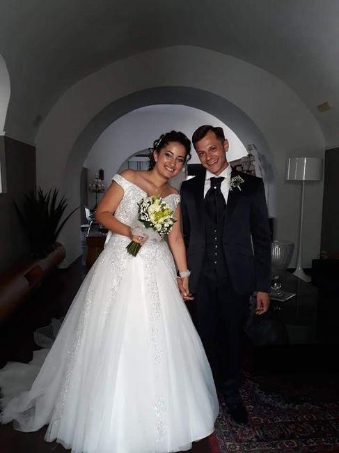 Felicemente marito e moglie😍 - 3