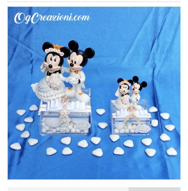 Bomboniere Matrimonio Walt Disney.Bomboniere Pagina 2 Organizzazione Matrimonio Forum