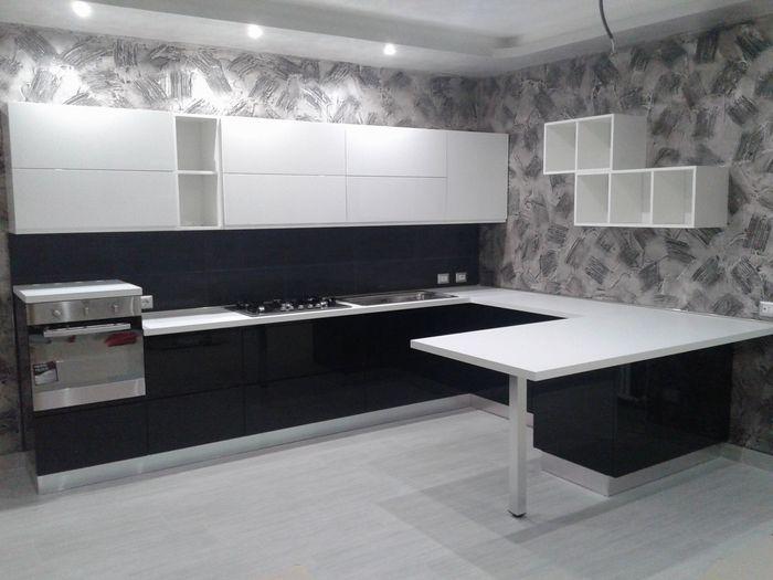 Foto delle vostre cucine pagina 4 forum for Cucine bianche e nere