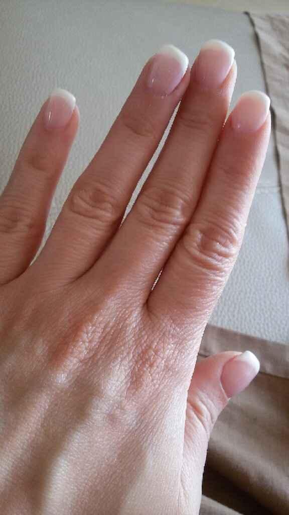 Seconda prova unghie - 2