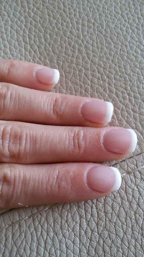 Seconda prova unghie - 3