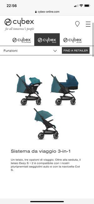 Trio, passeggini, carrozzine, come e quale scegliere? - 1