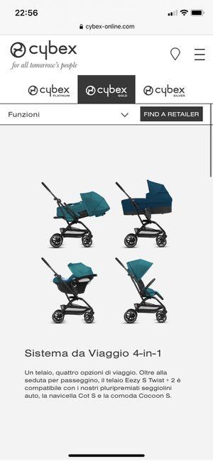 Trio, passeggini, carrozzine, come e quale scegliere? - 2
