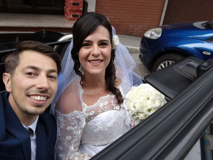 Un matrimonio pieno d'amore ❣️ 3