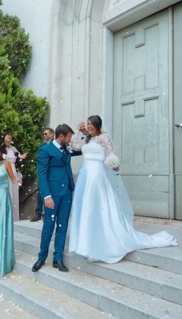 Un matrimonio pieno d'amore ❣️ 6