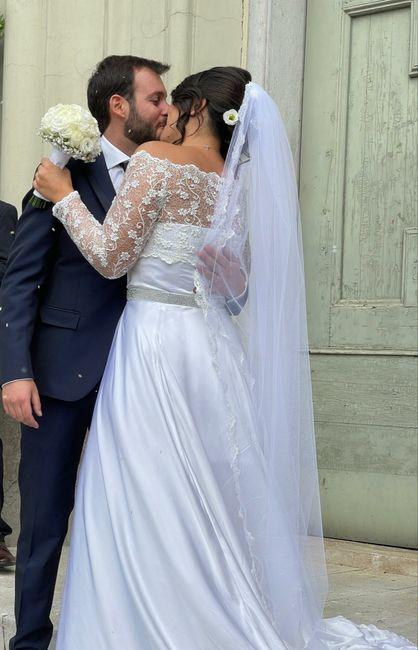 Un matrimonio pieno d'amore ❣️ 7