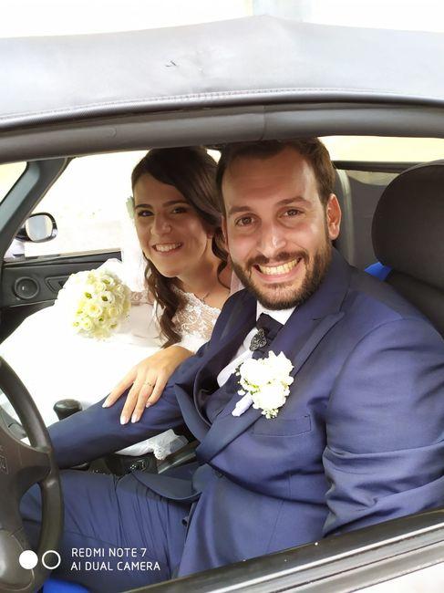 Un matrimonio pieno d'amore ❣️ 8