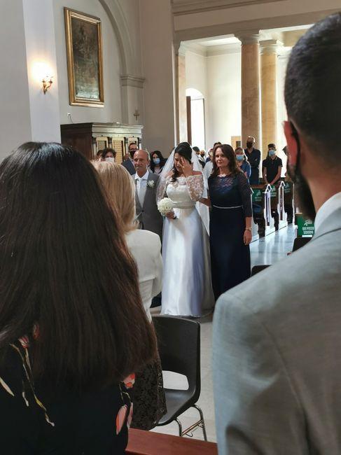 Un matrimonio pieno d'amore ❣️ 5