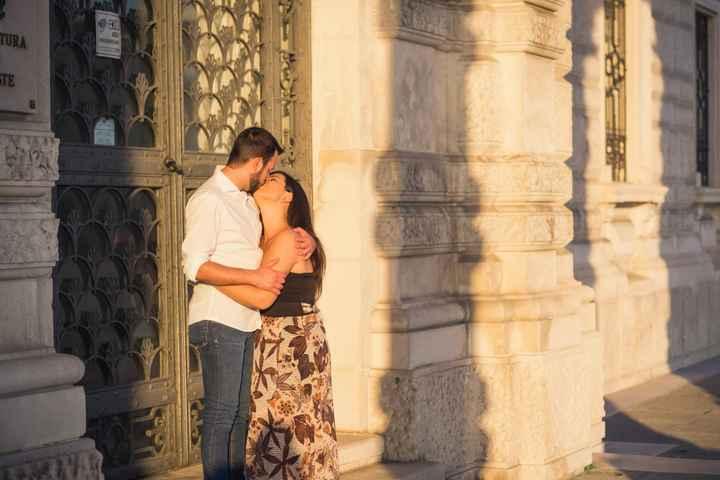 Foto pre matrimoniale deludenti 😭 - 1