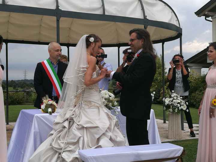 Il mio matrimonio - 1