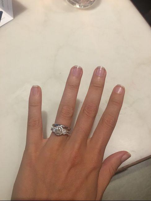 sortie de gros en ligne vente pas cher Anello di fidanzamento o fede – Gioielli con diamanti popolari