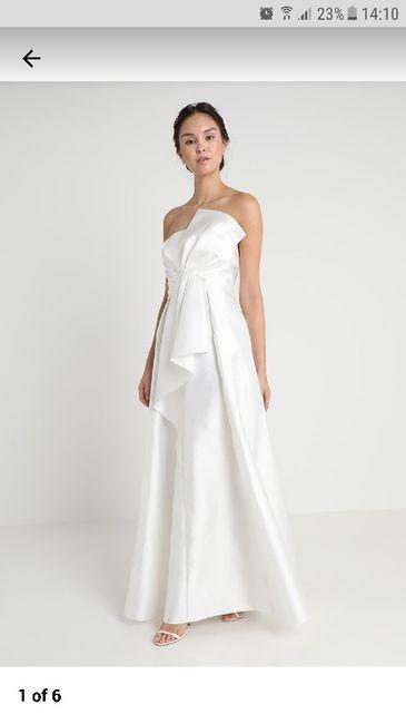 Secondo abito da sposa (cambio abito) - 2