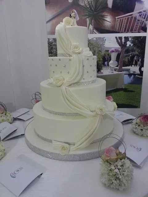 Quale sarà la vostra torta nuziale? - 1