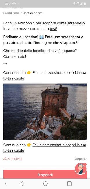 Fai lo screenshot e scopri la tua location 16