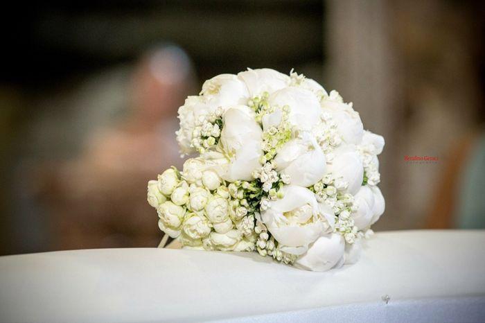 Che  bouquet  vi farete fare? - 1