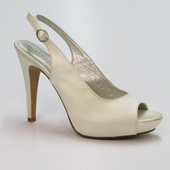 ed anche le scarpe sono state scelte!!!!!!