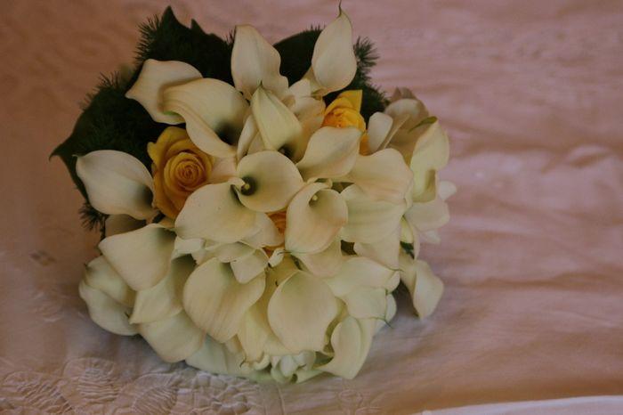 Bouquet da sposa 5