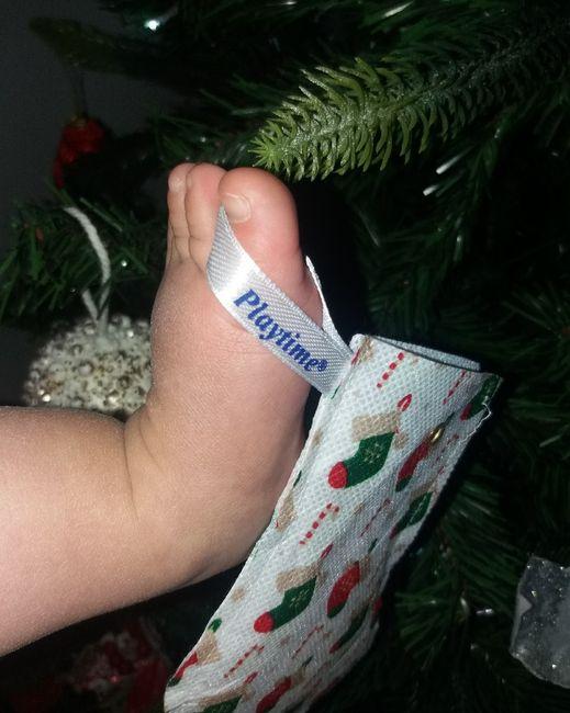 Nella calza della Befana quest'anno ho trovato... 1