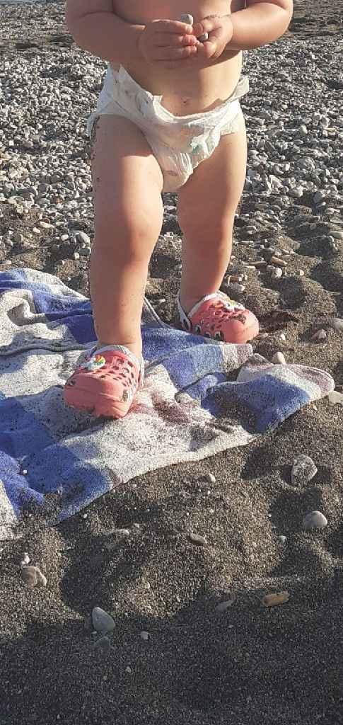 Scarpine per la spiaggia 🏖 - 1