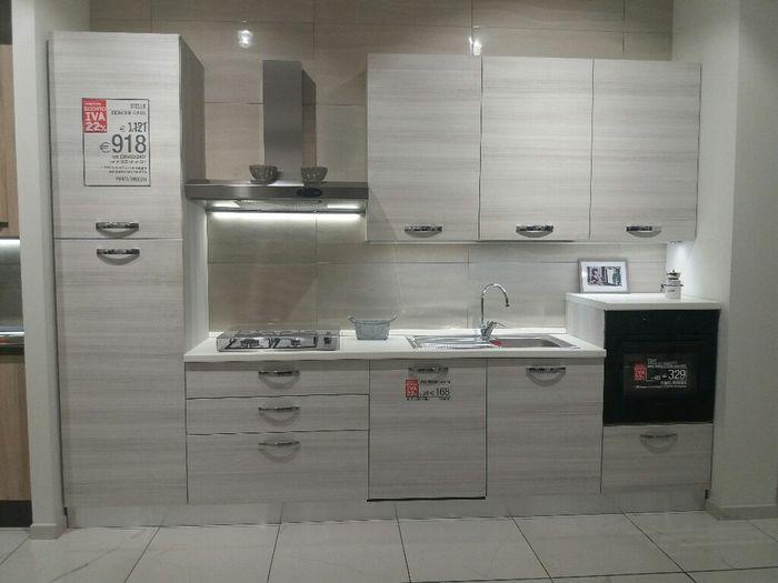 Cucina piccola dove metto l 39 impastatrice vivere insieme - Piccola cucina milano ...