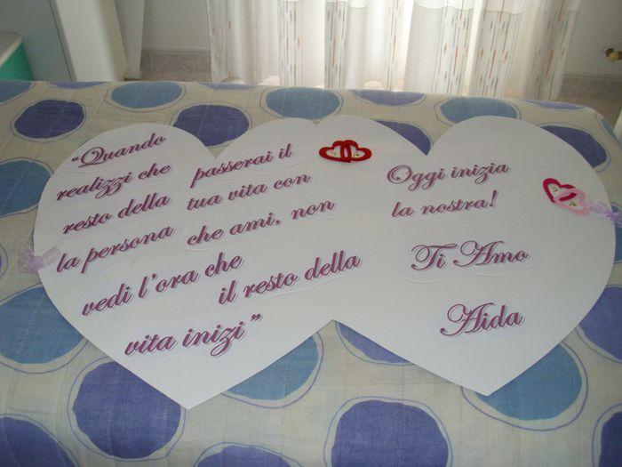 spesso Ecco i miei lavori. - Fai da te - Forum Matrimonio.com HW84