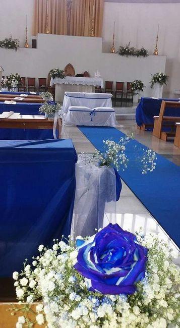 La mia chiesa in blu - 2