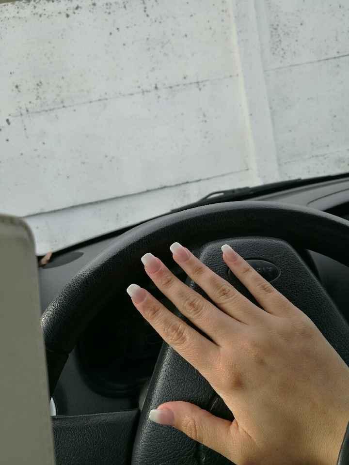Prima prova unghie - 1