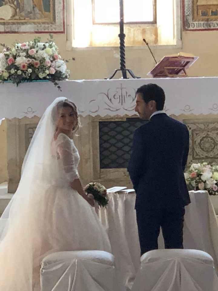 Qualche scatto del matrimonio 👰🏼🤵🏻 🎉🎉🎉 - 4